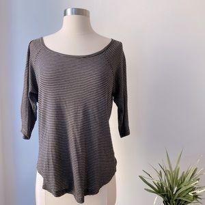3/$20 Zara Striped Shirt
